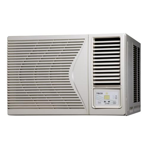 【TECO東元】4-6坪定頻右吹窗型冷氣MW25FR2