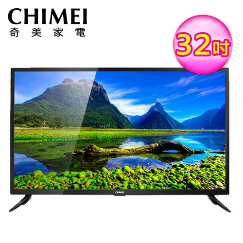 CHIMEI 奇美 32吋 HD低蓝光电视 TL-32A500