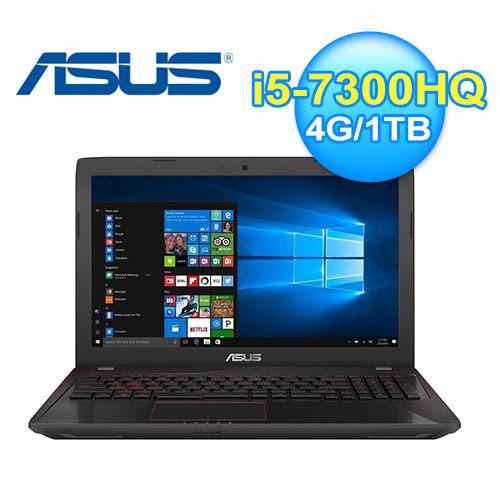 ASUS 華碩FX553VD-0202D7300HQ 黑