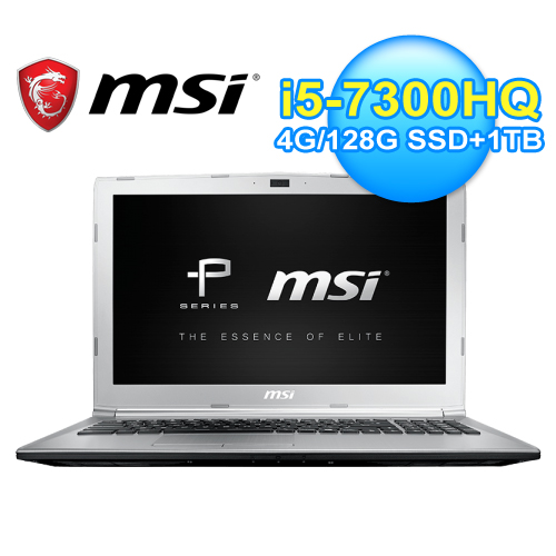 msi 微星 PL62 7RC-038TW 時尚電競筆電