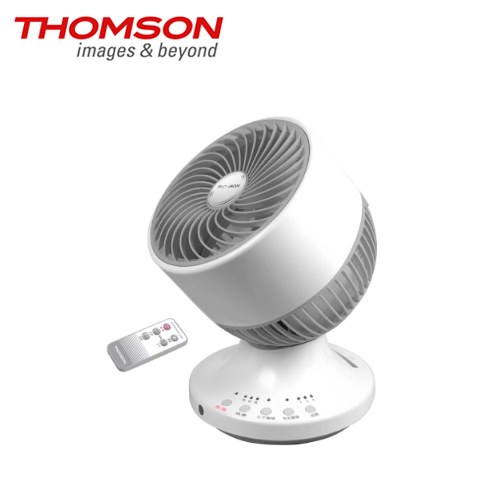 THOMSON 9吋 3D立体摆头循环扇 TM-SAF04C