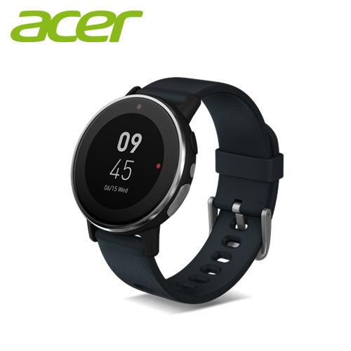 Acer 宏碁 Leap Ware 智慧運動錶 世大運限量款 黑