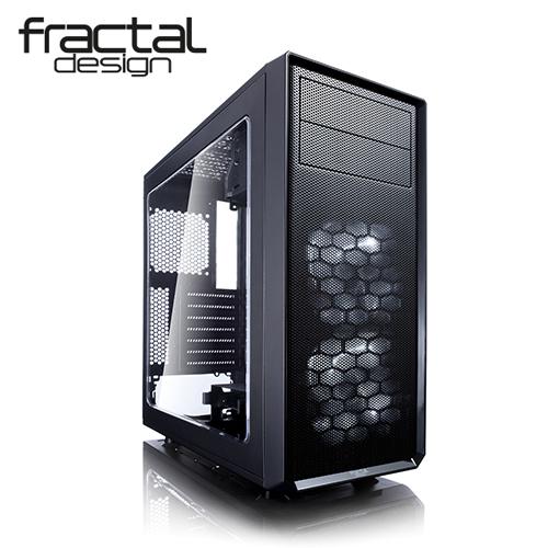 Fractal Design FOCUS G 機殼 消光黑