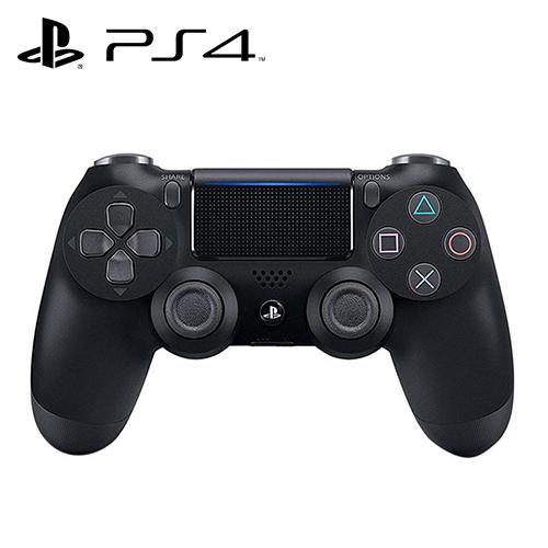 SONY  PS4原廠手把-極致黑
