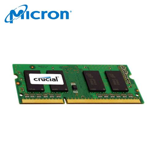 Micron 美光 Crucial 4GB DDR4 2400 笔记型内存