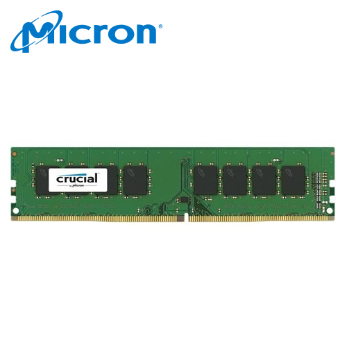 Micron 美光 Crucial 4GB DDR4 2133 桌上型内存