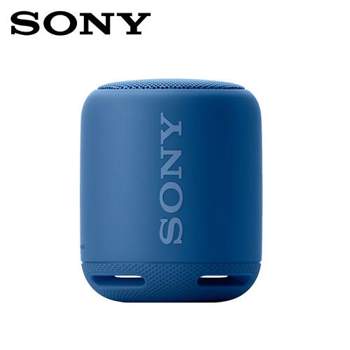 SONY 防水蓝牙喇叭 SRS-XB10-L 蓝