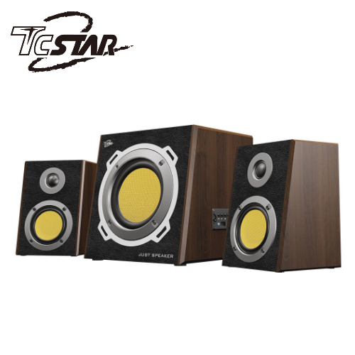 T.C.STAR 360度环绕2.1多媒体喇叭 TCS4200A