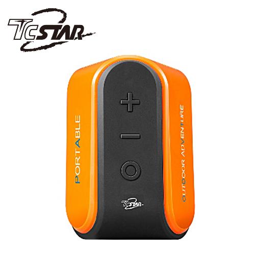 T.C.STAR 防水蓝牙喇叭TCS1030OB 橘