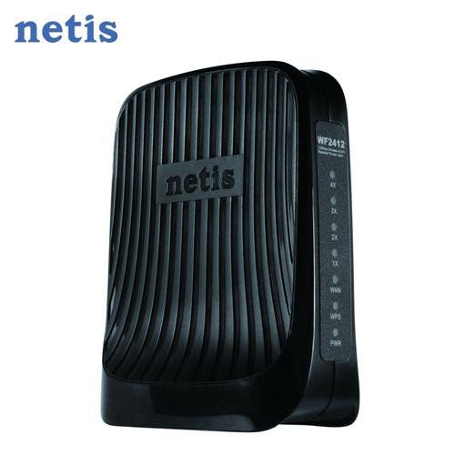 netis WF2412 150Mbps 直立式光速无线宽带分享器