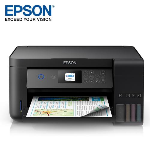 EPSON L4160 WiFi 連續供墨複合機