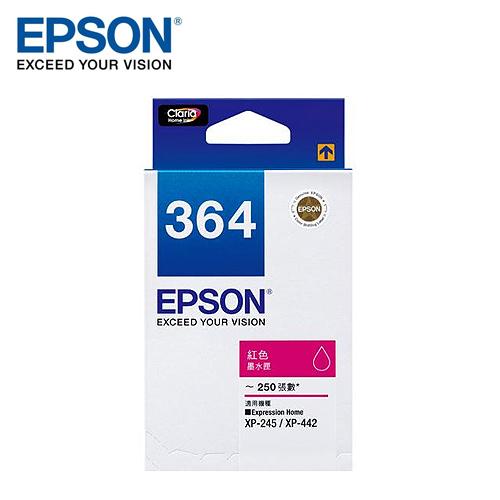 EPSON T364350 紅色墨水匣