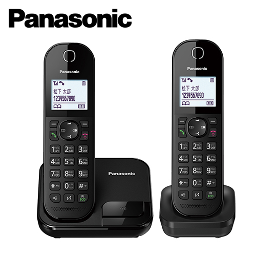 Panasonic 国际牌 中文输入数码电话机 KX-TGC282TWB