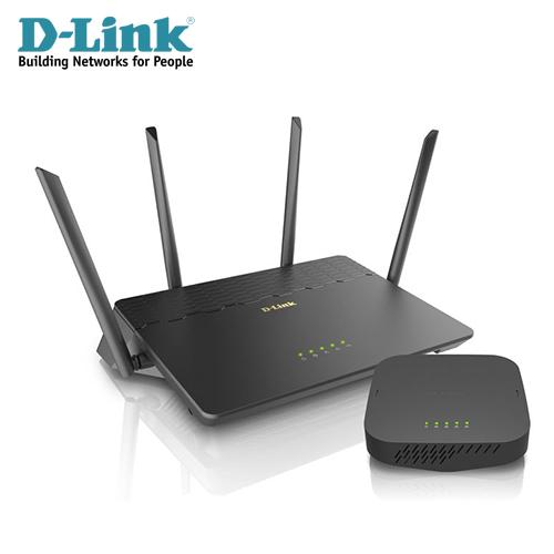 D-Link AC3900 全覆蓋 家用無線網路Wi-Fi分享器 COVR-3902
