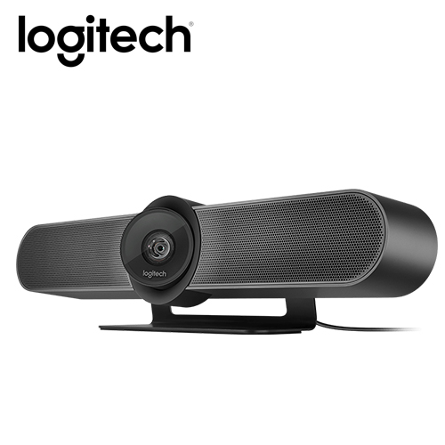 Logitech 羅技 MEET UP 超廣角視訊會議系統攝影機