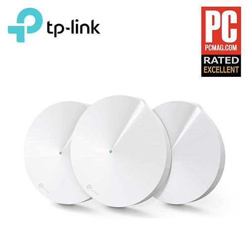 TP-Link Deco M5 Mesh Wi-Fi 系統無線網狀路由器(3入包)