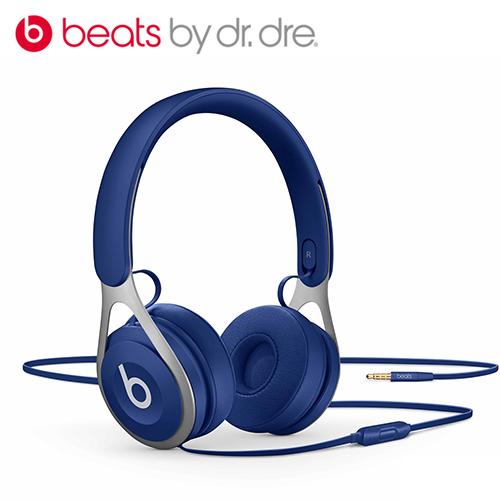 Beats EP 耳罩式有線耳機 (藍色)