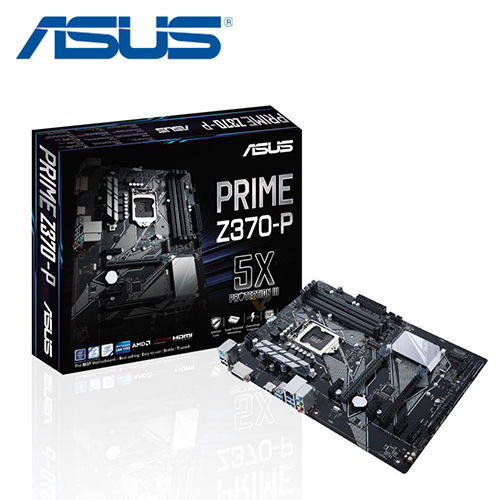ASUS 華碩 PRIME Z370-P 主機板