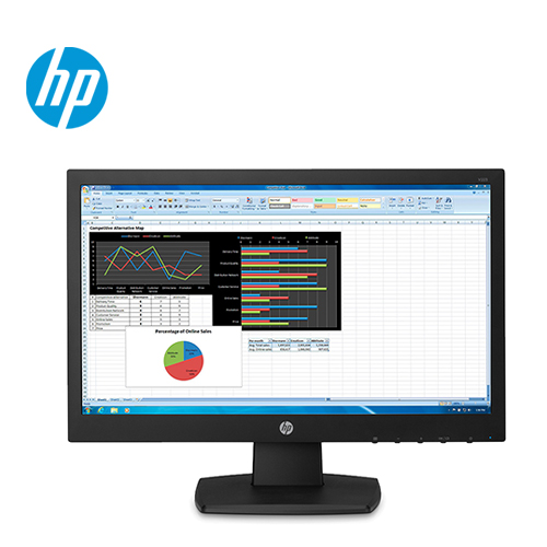 HP 惠普 V223 21.5吋 Full HD 护眼电脑液晶萤幕
