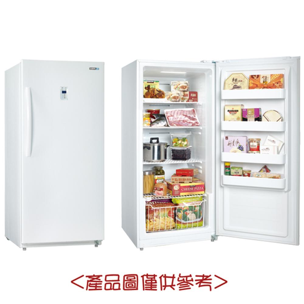 【SAMPO聲寶】390公升直立無霜冷凍櫃SRF-390F