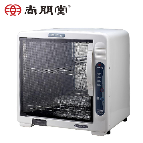 尚朋堂 紫外線雙層烘碗機 SD-2588