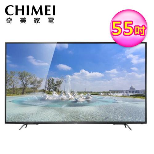 CHIMEI 奇美 55吋 4K UHD 連網液晶顯示器+視訊盒(TL-55M100)