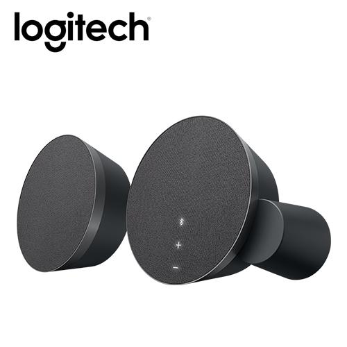 Logitech 羅技 MX Sound 手勢啟動控制藍牙喇叭