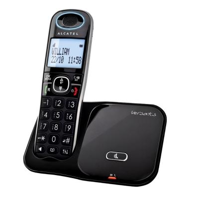 話筒助聽數位無線電話