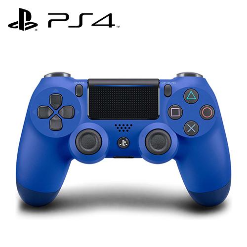 PS4|DualShock 4 無線控制器 海浪藍(CUH-ZCT2)