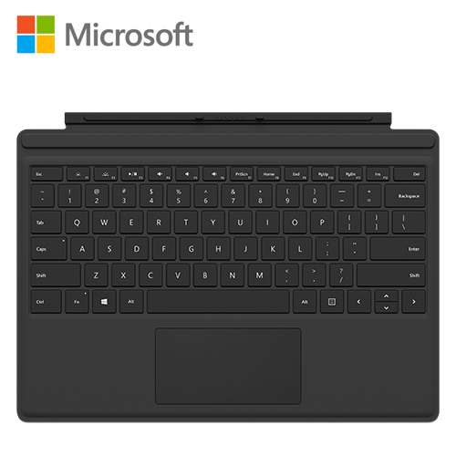 Microsoft 微軟 Surface Pro 4 實體鍵盤保護蓋