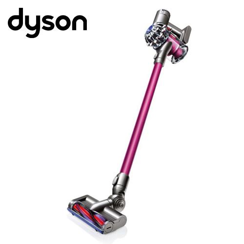 Dyson DC62 complete 手持無線吸塵器 Fuchsia (桃紅款)