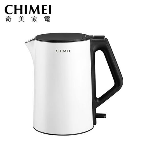 CHIMEI 奇美|1.5L 三層防燙不鏽鋼快煮壺 KT-15MD00