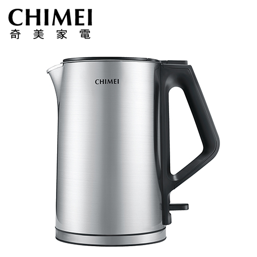 CHIMEI奇美 1.5L三層防燙不鏽鋼快煮壺-星鑽鋼 KT-15MD01