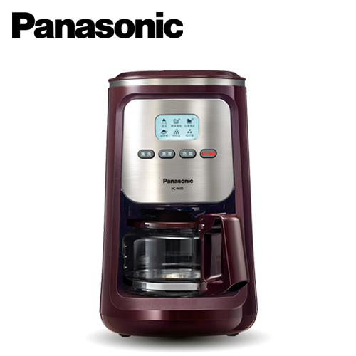 Panasonic 国际牌 全自动研磨美式咖啡机 NC-R600