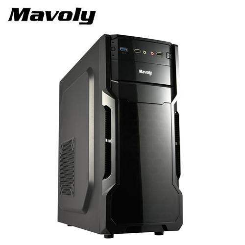Mavoly 松聖 USB3.0 香瓜 ATX 電腦機殼