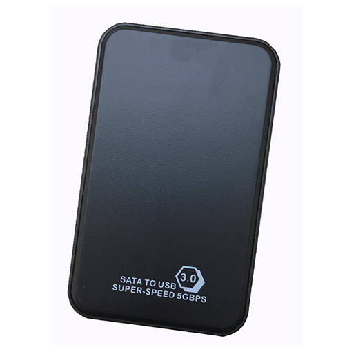 鋁合金剛型 USB3.0 2.5 吋外接盒