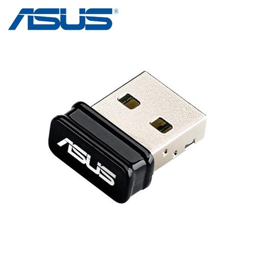 ASUS 華碩 USB-N10 NANO N速無線網路卡