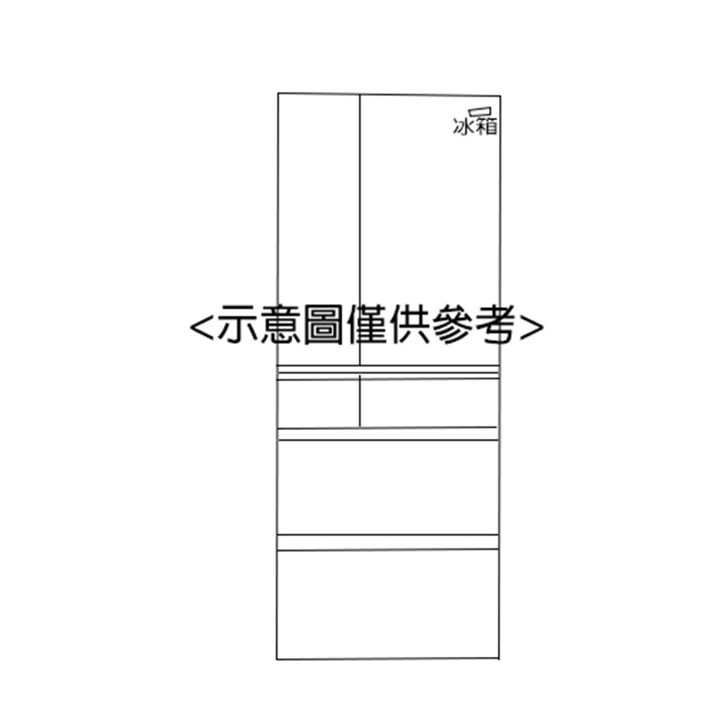 【SAMPO聲寶】210公升直立無霜冷凍櫃SRF-210F