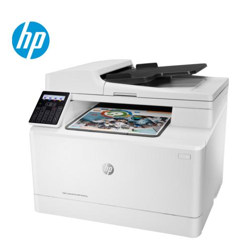 HP Color LaserJet Pro MFP M181fw 智慧双频无线彩雷传真事务机