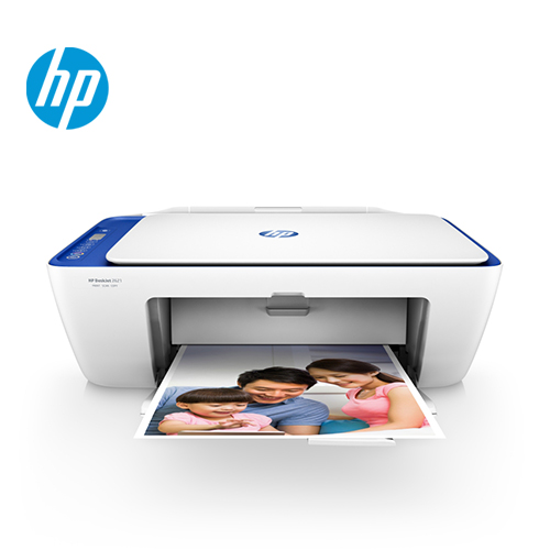 HP DeskJet 2621 All-in-One 相片噴墨多功能事務機 HP 惠普