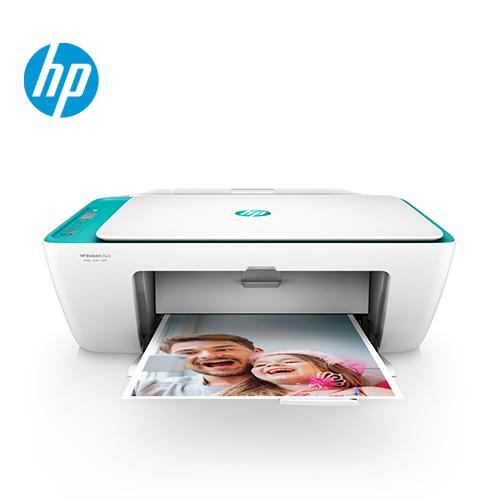 HP 惠普 DeskJet 2623 多彩全能相片事務機 湖水綠