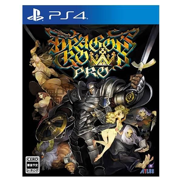 Sony PS4 游戏片 魔龙宝冠 Pro《繁体中文版》