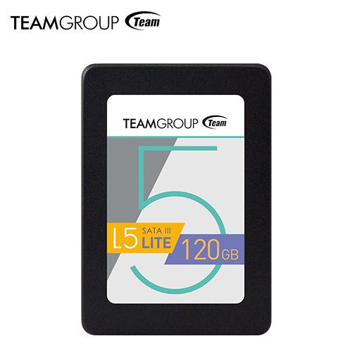 Team 十铨 L5 Lite 120GB 2.5吋 SSD固态硬盘