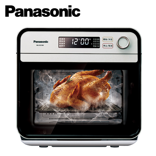 Panasonic 国际牌 15L 多功能蒸气烘烤炉 NU-SC100