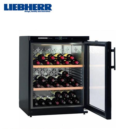 德国 LIEBHERR 利勃 Barrique系列 独立式单温红酒柜 WKb1712