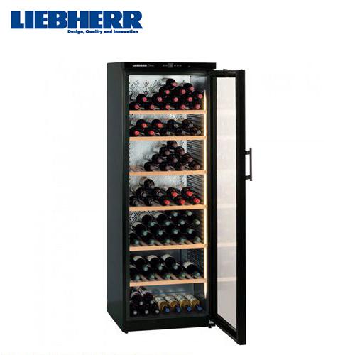 德国 LIEBHERR 利勃 Barrique系列 独立式单温红酒柜 WKb4612