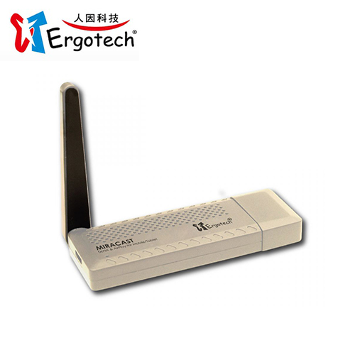 人因 電視好棒 Air Stick 2.4G/5G 雙模-無線影音分享棒 MD3056DV