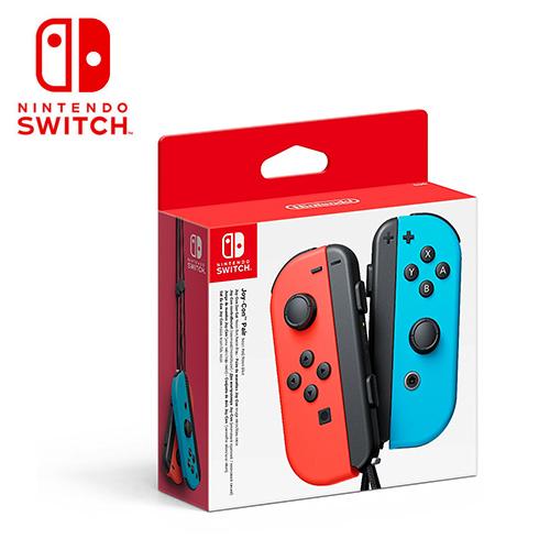 NS 任天堂 Nintendo Switch Joy-Con 左右手把【电光蓝/电光红】
