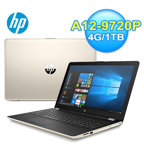 HP 惠普 Laptop 15-bw005ax 15.6吋 筆電-時尚金