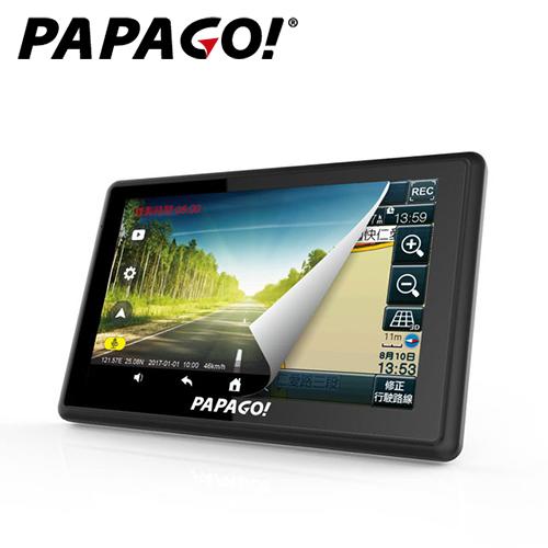 PAPAGO WayGo700C 多机一体 7吋 Wi-Fi 行车声控导航机